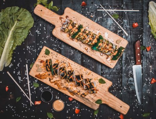 Food Corner: Top Japanese Restaurants for Sushi