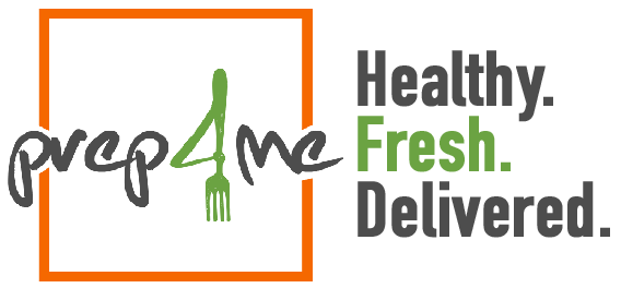 Prep4Me – Fresh Food Preparation Delivery Logo